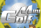 Mini Golf Spiel