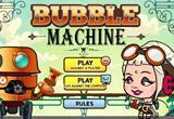 Multiplayer Bubble Shooter