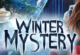 Mysteriöser Winter Wimmelbild