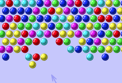 Spiele Bubble Shooter 3