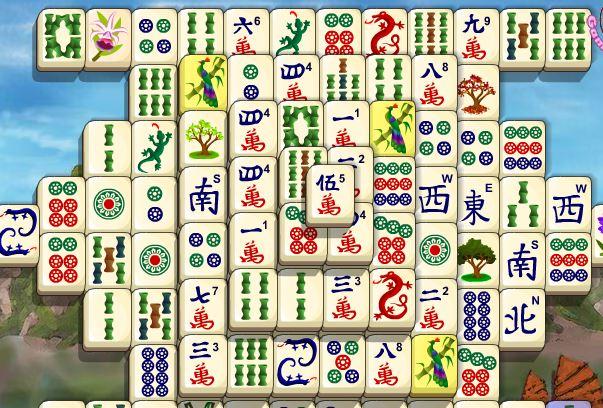 Mahjong Kostenlos De