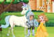 Prinzessinnen Puzzle