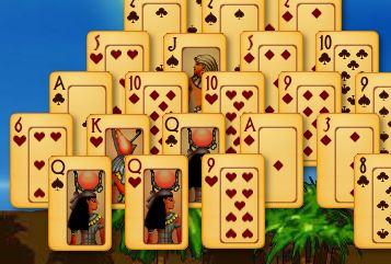 Solitär Pyramide Kostenlos Spielen