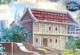 Romantisches Dorf