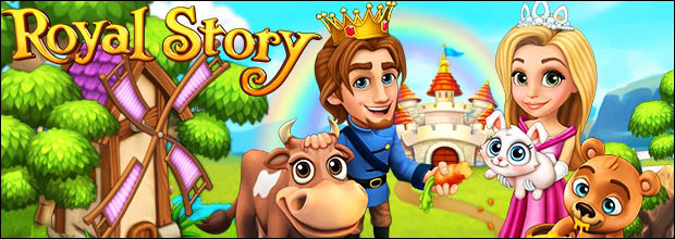 Royal Story Deutsch App