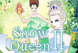 Schneekönigin 2 Spielen