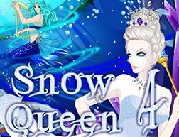 Schneekönigin 4 Spielen