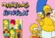 Simpsons Mahjong HTML5