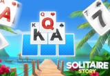 Solitaire Story Tripeaks