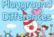Spielplatz Unterschiede finden