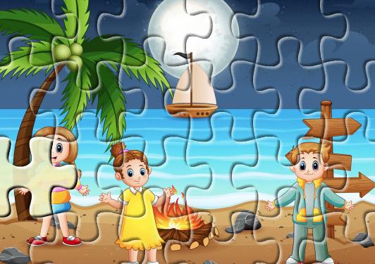 Kostenlos Online Puzzeln