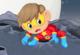 Superhelden Memo