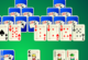 Lösung Triple Tower Solitaire