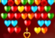 Lösung Valentine Bubble Shooter