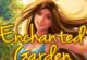 Verzauberter Garten Wimmelbild