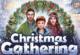 Weihnachtsfeier Wimmelbild