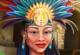 Wimmelbild Aztekengold