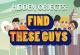 Wimmelbild Hidden Objects