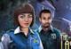 Wimmelbild Polizei