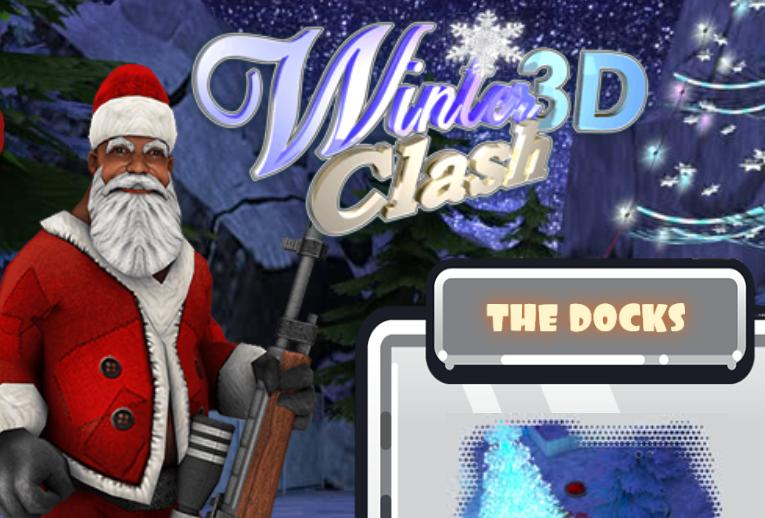 winter 3d clash spielen  spielekostenlosonlinede