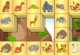 Lösung Zoo Mahjong